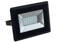 Прожектор уличный LED V-TAC SKU-5947, E-series, 20W, 230V, 4000К, черный (3800157625401)