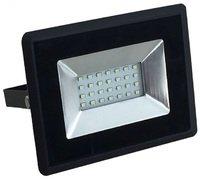 Прожектор вуличний LED V-TAC SKU-5948, E-series, 20W, 230V, 6400К, чорний (3800157625418)