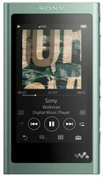 Мультимедиаплеер SONY Walkman NW-A55 16GB Green (NWA55LG.CEW)