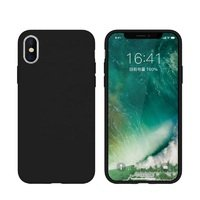 Чехол 2Е для Xiaomi Redmi 8 Soft feeling Black