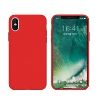 Чехол 2Е для Xiaomi Redmi 8A Soft feeling Red