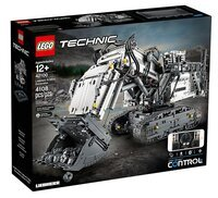 Конструктор LEGO Technic Экскаватор Liebherr R 9800 (42100)