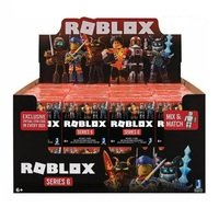 Игровая коллекционная фигурка Jazwares Roblox Mystery Figures Safety Orange Assortment S6 (ROB0189)