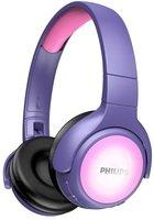 Наушники Philips Kids TAKH402PK Pink