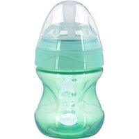 Бутылочка для кормления Nuvita NV6012 Mimic Cool 150мл 0м+ Антиколиковая, зеленая (NV6012GREEN)