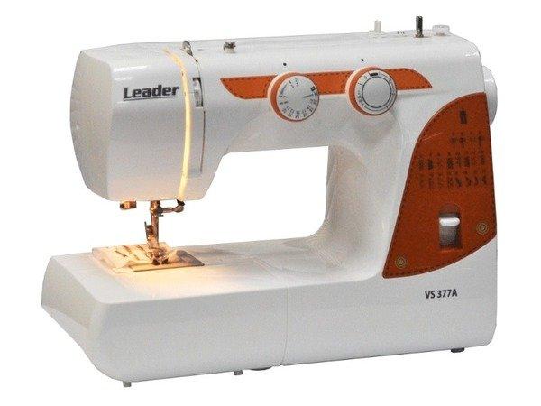 Купить Швейные машинки, Швейная машина Leader 377A VS, MINERVA