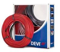 Тепла підлога DEVI Flex двожильний нагрівальний кабель 10T 4м (140F1216)