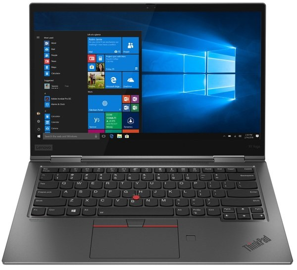 Lenovo / Ноутбук LENOVO ThinkPad X1 Yoga (20QF0026RT)