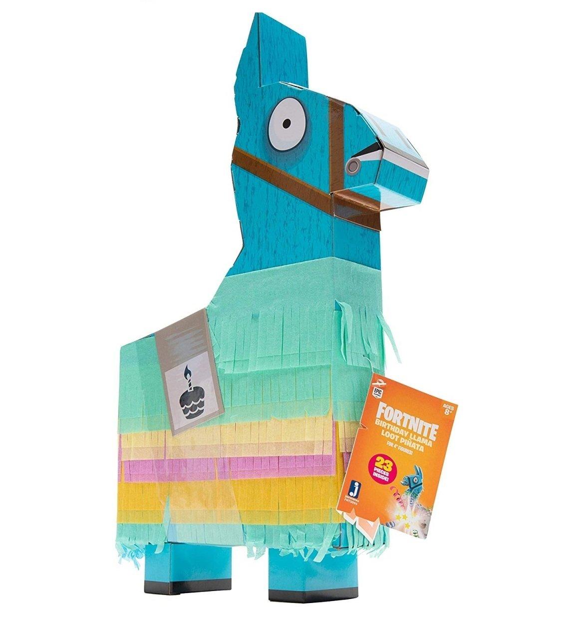 Колекційна фігурка Fortnite Birthday Llama Loot Pinata Dark Voyager S2 (FNT0095) фото