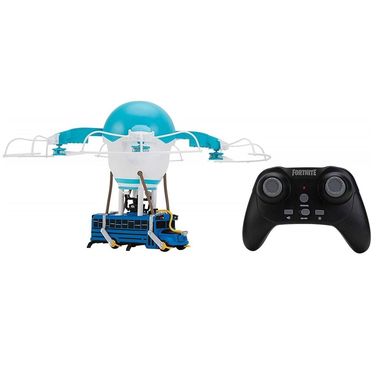 Квадрокоптер ігровий Fortnite Drone Battle Bus (FNT0119) фото