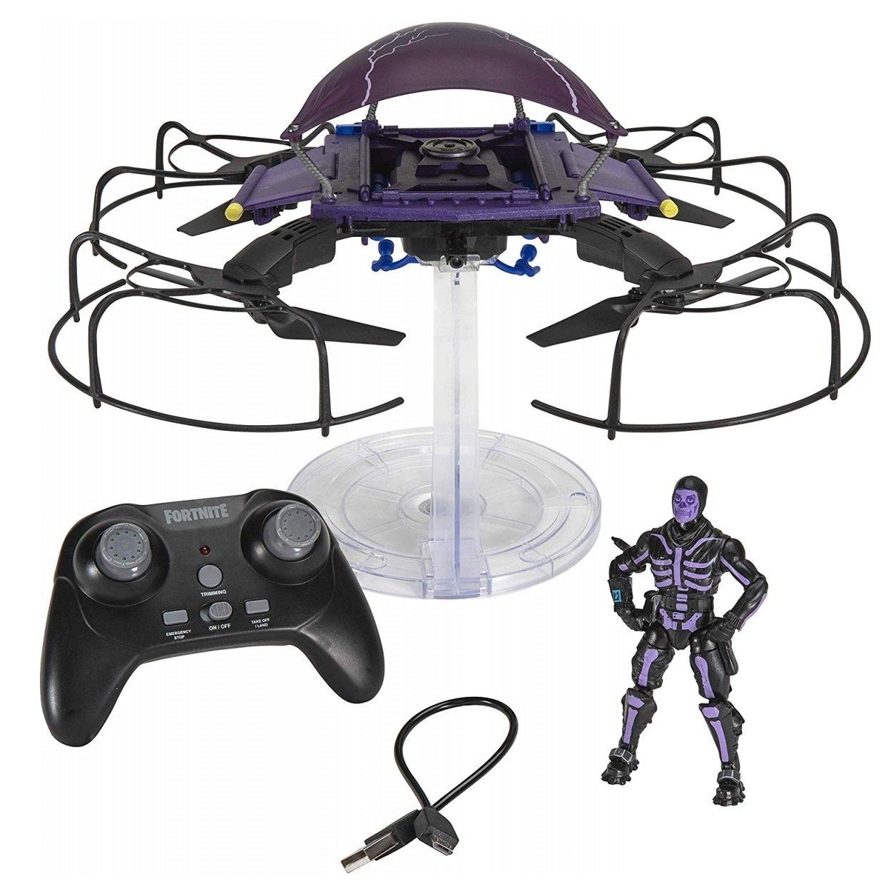 Квадрокоптер игровой Fortnite Drone Cloudstrike Glider (FNT0121) фото