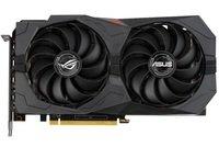 Видеокарта ASUS GeForce GTX1660 SUPER 6GB GDDR6 STRIX GAMING OC Advanced (STRIX-GTX1660S-A6G-GAM)