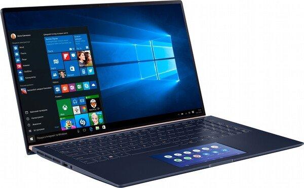 Ноутбук ASUS UX534FTC-A8095T (90NB0NK1-M02120)