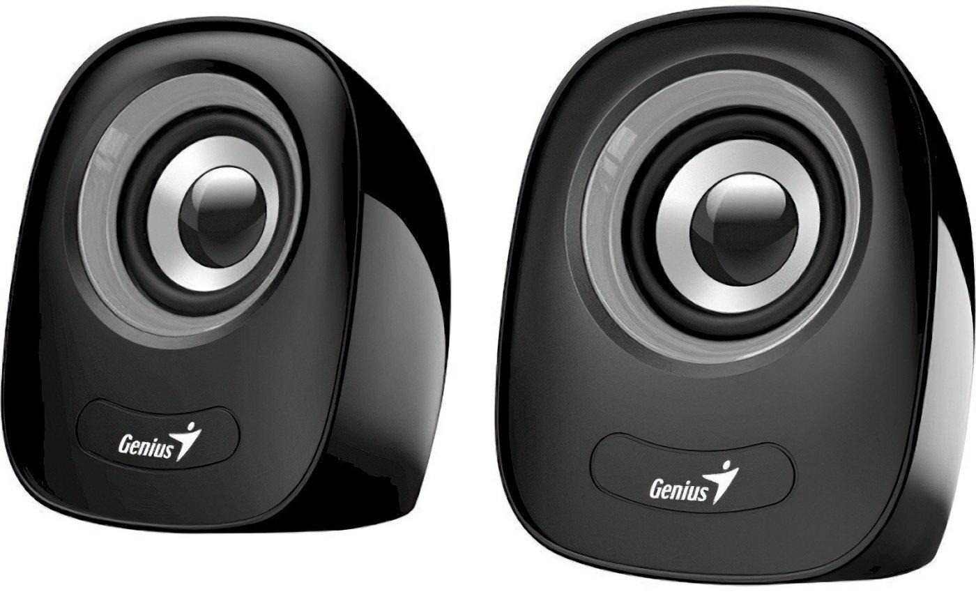 Акустична система Genius 2.0 SP-Q160 USB Iron Grayфото1