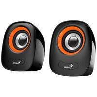 Акустична система Genius 2.0 SP-Q160 USB Orange