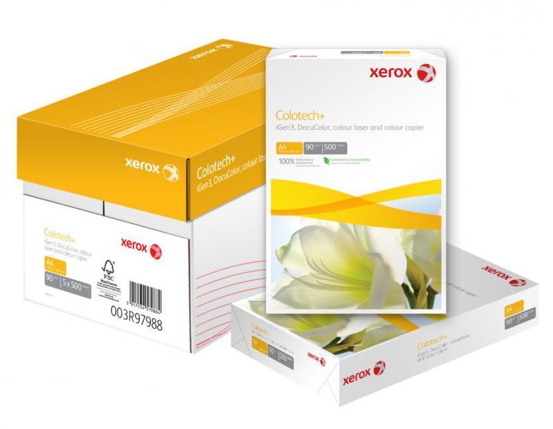 Бумага Xerox COLOTECH + (220) SRA3 250арк. (003R97973) фото