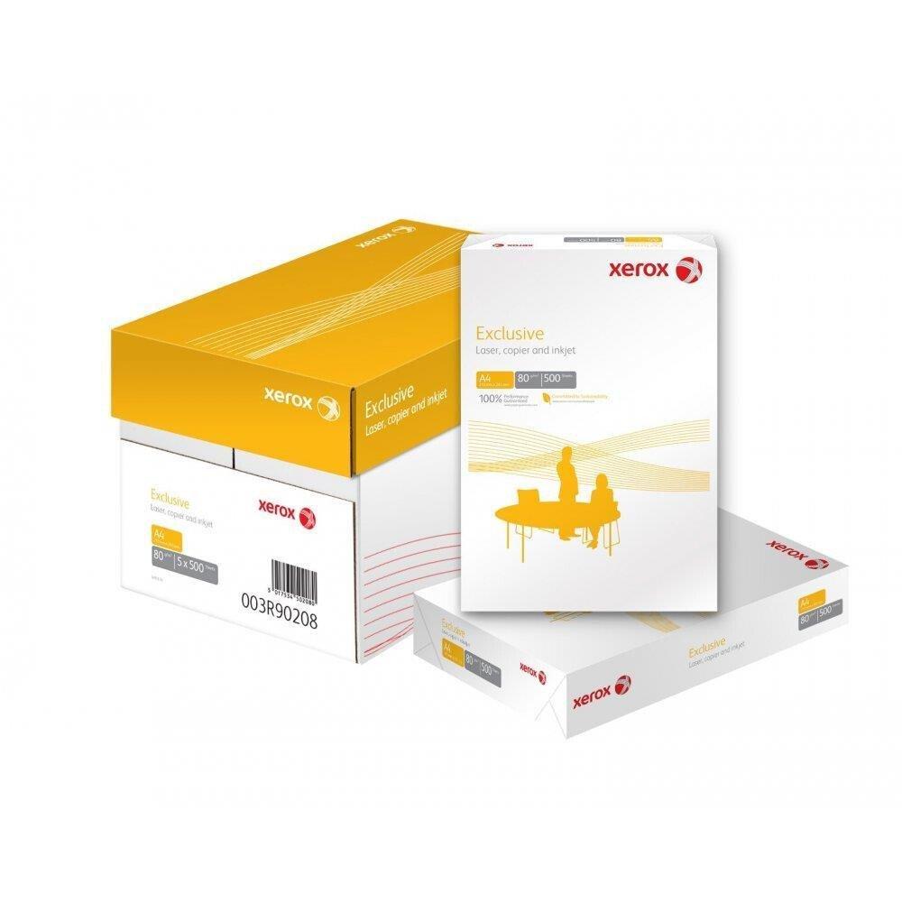 Бумага Xerox Exclusive A4/80 500л. (003R90208) фото