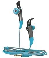Навушники Trust Fit Sports Mic Blue