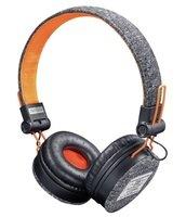 Наушники Trust Fyber On-Ear Mic Sports Black