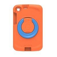 Чехол SAMSUNG для планшета Galaxy Tab A8 T290/T295 Kids Cover Case Orange