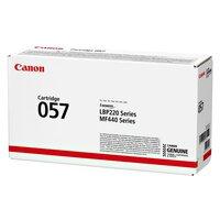 Картридж лазерный Canon 057 LBP223dw/226dw/228x/MF443dw/445dw/446X/MF449X Black, 3100 стр (3009C002)