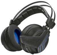 Наушники Trust GXT 393 Magna WL 7.1 Surround Gaming Headset BLACK