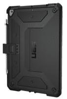 Чехол UAG для iPad 10.2 2019 Metropolis Black