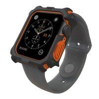 Чохол UAG для Apple Watch 44 Case Black/Orange (19148G114097)