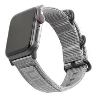 Ремешок UAG для Apple Watch 44/42 Nato Strap Grey