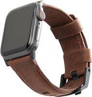 Ремешок UAG для Apple Watch 44/42 Leather Strap Brown