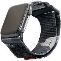 Ремешок UAG для Apple Watch 44/42 Active Strap Midnight Camo