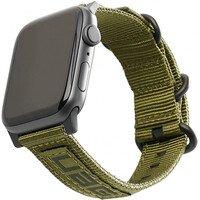 Ремешок UAG для Apple Watch 44/42 Nato Strap Olive Drab