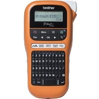 Принтер для печати наклеек Brother P-Touch PT-E110VP