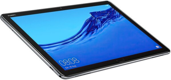 "ПланшетHuaweiMediaPadM5 Lite 10.1"" WiFi4/64Gb Space Gray"