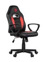 Кресло игровое 2Е GC21 (JUNIOR) Black/Red