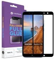 Стекло MakeFuture для Xiaomi Redmi 7A Full Cover Full Glue