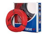 Тепла підлога DEVI Flex двожильний нагрівальний кабель 10T 2м (140F1215)