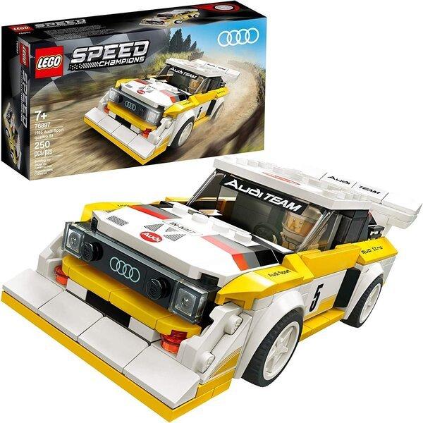 Купить Конструкторы, Конструктор LEGO Speed Champions (1985 Audi Sport quattro S1 (76897)