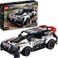 Конструктор LEGO Technic Гоночный автомобиль Top Gear на управлении (42109 L)