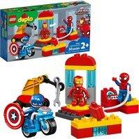 Конструктор LEGO Super Heroes Лаборатория супергероев (10921)