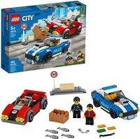Конструктор LEGO City Арест на шоссе (60242)
