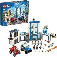 Конструктор LEGO City Полицейский участок (60246 L)