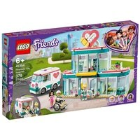 Конструктор LEGO Friends Городская больница Хартлейк Сити (41394)