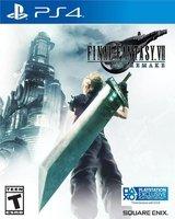 Игра FINAL FANTASY VII REMAKE (PS4, Английская версия)