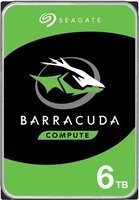 "Жесткий диск внутренний Seagate 3.5"" SATA 3.0 6TB 5400 256MB BarraСuda (ST6000DM003)"