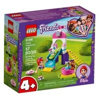 Конструктор LEGO Friends Игровая площадка для щенков (41396)