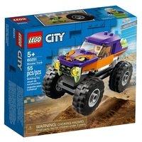 Конструктор LEGO City Монстр-трак (60251 L)
