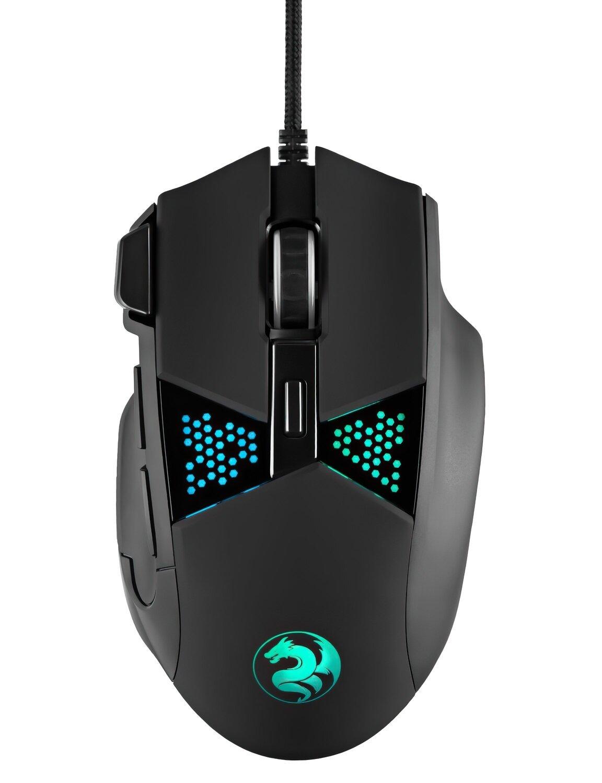 Ігрова миша 2E Gaming MG320 RGB USB Black (2E-MG320UB)фото