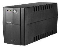 ДБЖ Trust Hexxon 600VA UPS Black (17681_TRUST)