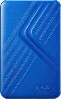 """Жесткий диск APACER 2.5"""" USB 3.1 AC236 2TB Blue (AP2TBAC236U-1)"""